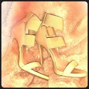 Bandaged heels